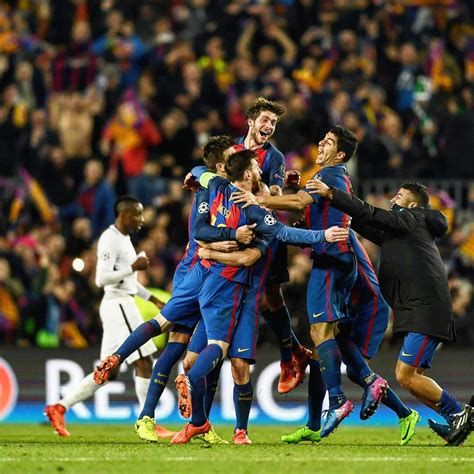 Barca Vs PSG ; Was The Match Fixed? - Sports (4) - Nigeria
