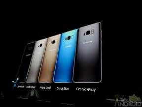 brautkleider aus tã ll these are the colors for the samsung galaxy s8 and s8 talkandroid