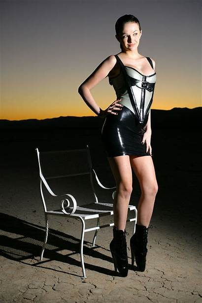 Leather Boots Latex Fetish Domination Heels Obey