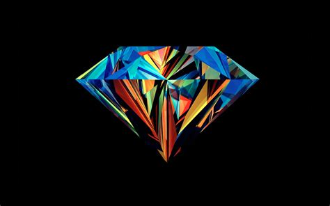diamond hd wallpapers background images wallpaper abyss