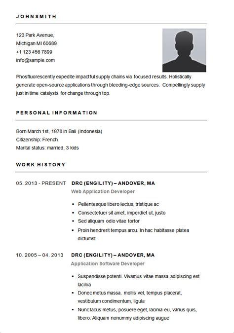 70+ Basic Resume Templates  Pdf, Doc, Psd  Free. Good Words For Resumes. Free Microsoft Resume Templates. Bus Driver Resume. Lpn Skills List Resume. Resume Image. Resume Career Change. Current Resume Formats. Sample Of Hobbies And Interests On A Resume