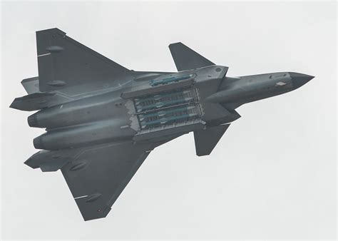 Technological Theft: China's J-20 Stealth Fighter Has ...