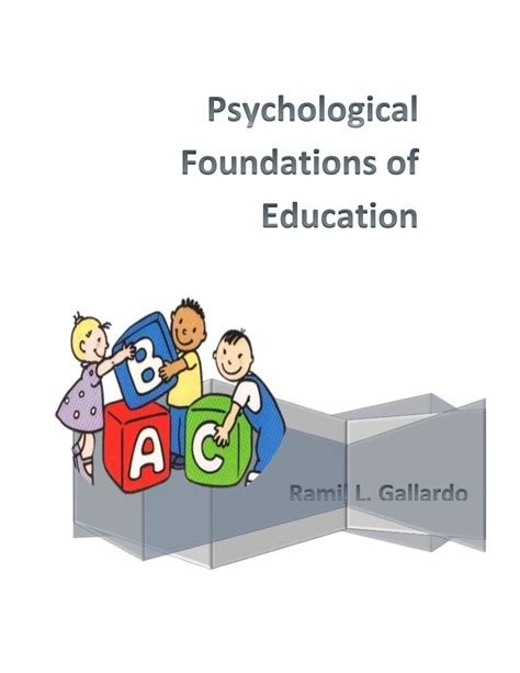 psychological foundations  education complete