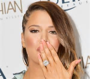 khloe wedding ring engagement rings my wedding scrapbook