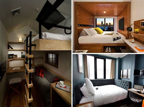small hotel room interior design 8 small hotel rooms that maximize their tiny space contemporist