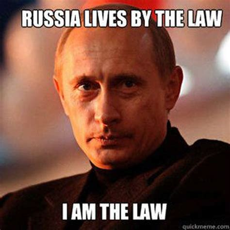 Putin Memes - russia just banned celebrity memes business insider