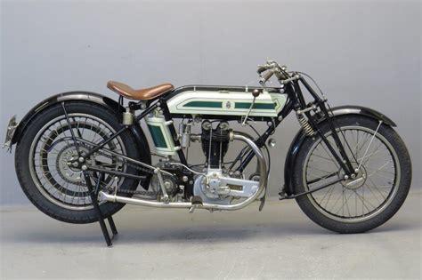 Triumph 1924 Ricardo 500cc 1 Cyl Ohv 4 Valve