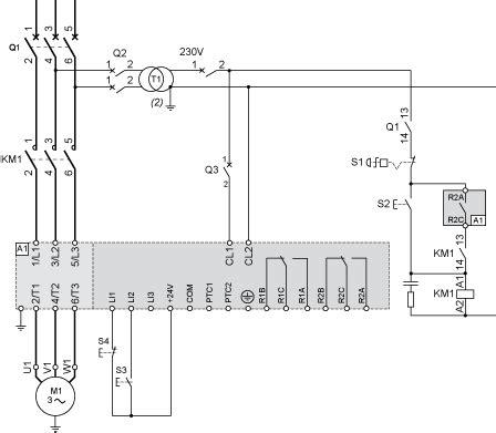 ats22d62s6 soft starter ats22 220v power 230v 15kw 400 440v 30kw