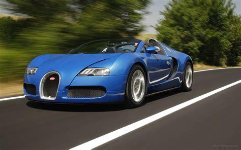 2010 Bugatti Veyron Grand Sport Rome Wallpaper