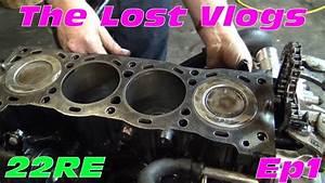 Toyota 22re Engine Rebuild
