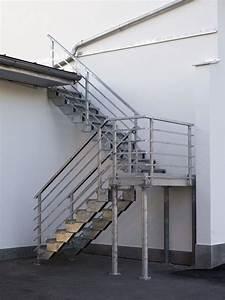 Treppe Hauseingang Kosten : modultreppe der treppen bausatz f r heimwerker ~ Lizthompson.info Haus und Dekorationen