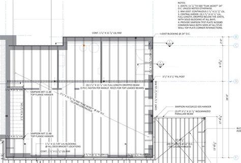 how to frame a floor floor framing design homebuilding