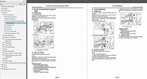 2005 Subaru Legacy    Outback Factory Repair Service Manual