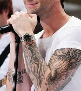 Tatouage Demi Bras Homme : tatouage bras homme aile id es de tatouages et piercings ~ Melissatoandfro.com Idées de Décoration
