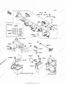 Kawasaki Vulcan 900 Parts Diagram