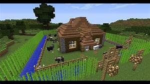 Minecraft Tutorial - How to make a nice and safe house ...