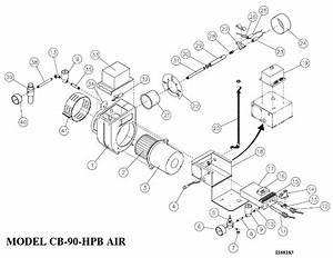 Parts Breakdown For Cb-90-hpb Air  Cleanburn