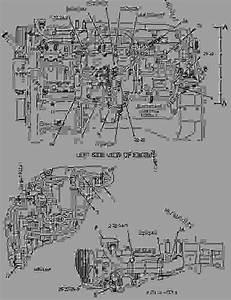 2662243 Wiring Group-electronic Control -heui-b