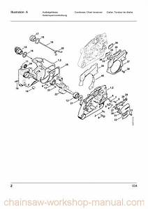 034 Stihl Chainsaw Parts Diagram