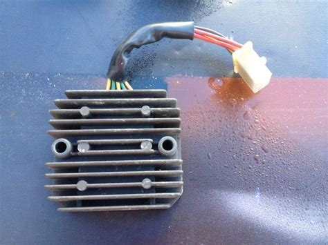 Sell 82 Honda Goldwing Gl1100 1100 Regulator Rectifier