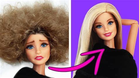 Cool Hairstyles For Barbies by 25 Astuces Cool Avec Des Barbies Que Tu Voudras