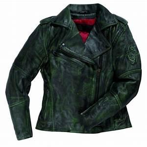 Blouson Moto Vintage Femme : blousons moto en cuir la classe vintage ~ Melissatoandfro.com Idées de Décoration