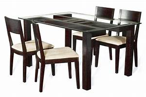 home design photo glass dining room table set images With best wood for dining room table
