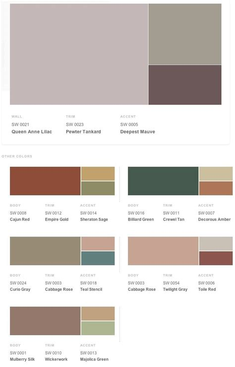 sherwin williams paint colors interior sherwin williams colors historical