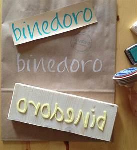 Stempel Selbst Herstellen : binedoro ein kleiner tipp f r die herstellung von ~ Watch28wear.com Haus und Dekorationen