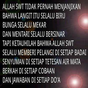 puisi cinta islami  kekasih daftar info terbaru