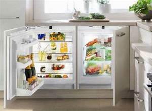 Petite cuisine : le réfrigérateur compact de Liebherr Inspiration cuisine
