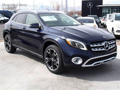 Request a dealer quote or view used cars at msn autos. New 2018 Mercedes-Benz GLA GLA 250 4MATIC® SUV in Draper # ...