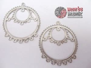 anting juntai ornamen plat anting 014 montemanik pusat bahan dan
