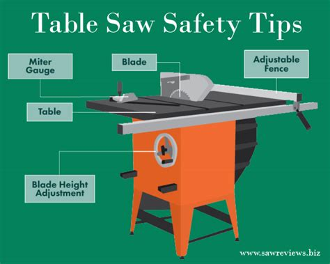 table saw safety stop table saw safety tips