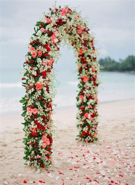 ceremony decor images  pinterest hawaii