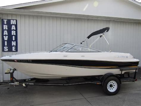 Four Winns Boat Cost by Four Winns 190 Horizon Go Boating Review Boats