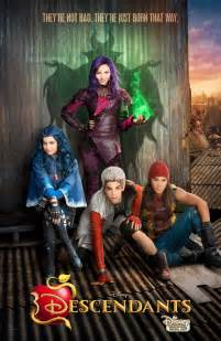 Disney Descendants Movie 2015