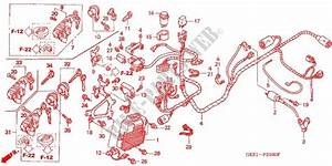 Wire Harness  Nps501  2  3  4  5  6  7  For Honda Zoomer 50 2001