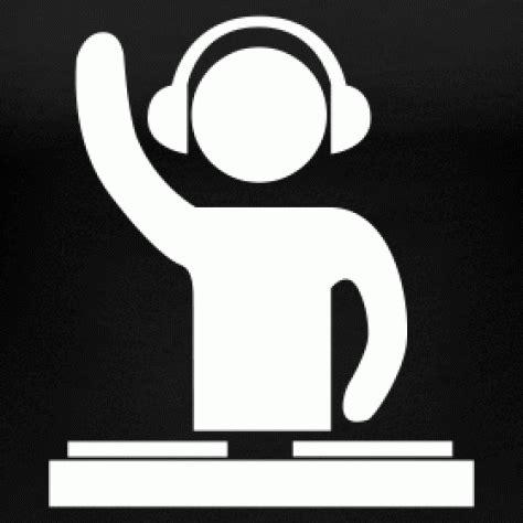 dj logo templates website wordpress blog