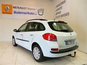 Renault Clio 3 Occasion : voiture occasion renault clio estate iii dci 90 eco2 ~ Voncanada.com Idées de Décoration
