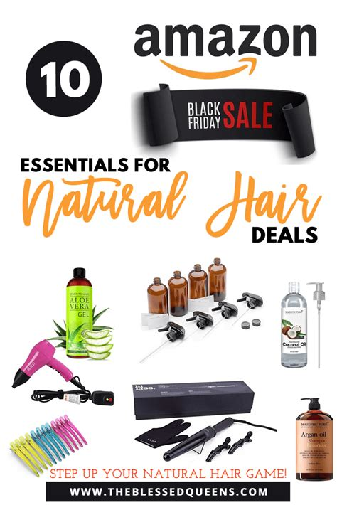 friday amazon hair natural deals essential conditioner deep liked anything feel did