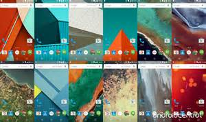Android Lollipop Design Material