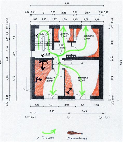 Feng Shui Raumplaner by Feng Shui Raumplanung Wohn Design