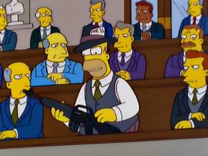 The Simpsons Screenshot Showcase