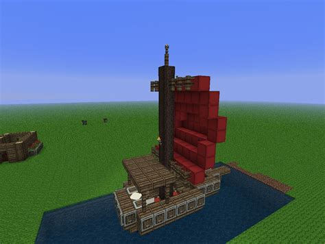 Boat Plans Minecraft by How To Build A Easy Boat In Minecraft