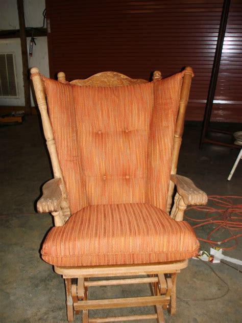 replacement cushions for glider rocker pin by clete williams on decor ideas