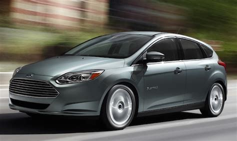 Most Efficient Electric Vehicle by Ford Focus Electric The Most Efficient Vehicle Of Them