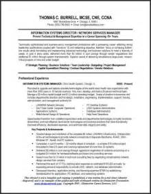 it technical resume template technical resume sle
