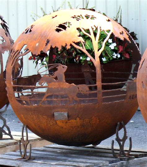 Propane Pits For Sale by Pit Sphere Up The Pit Gallery