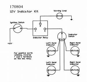 Turn Signal Flasher Diagram